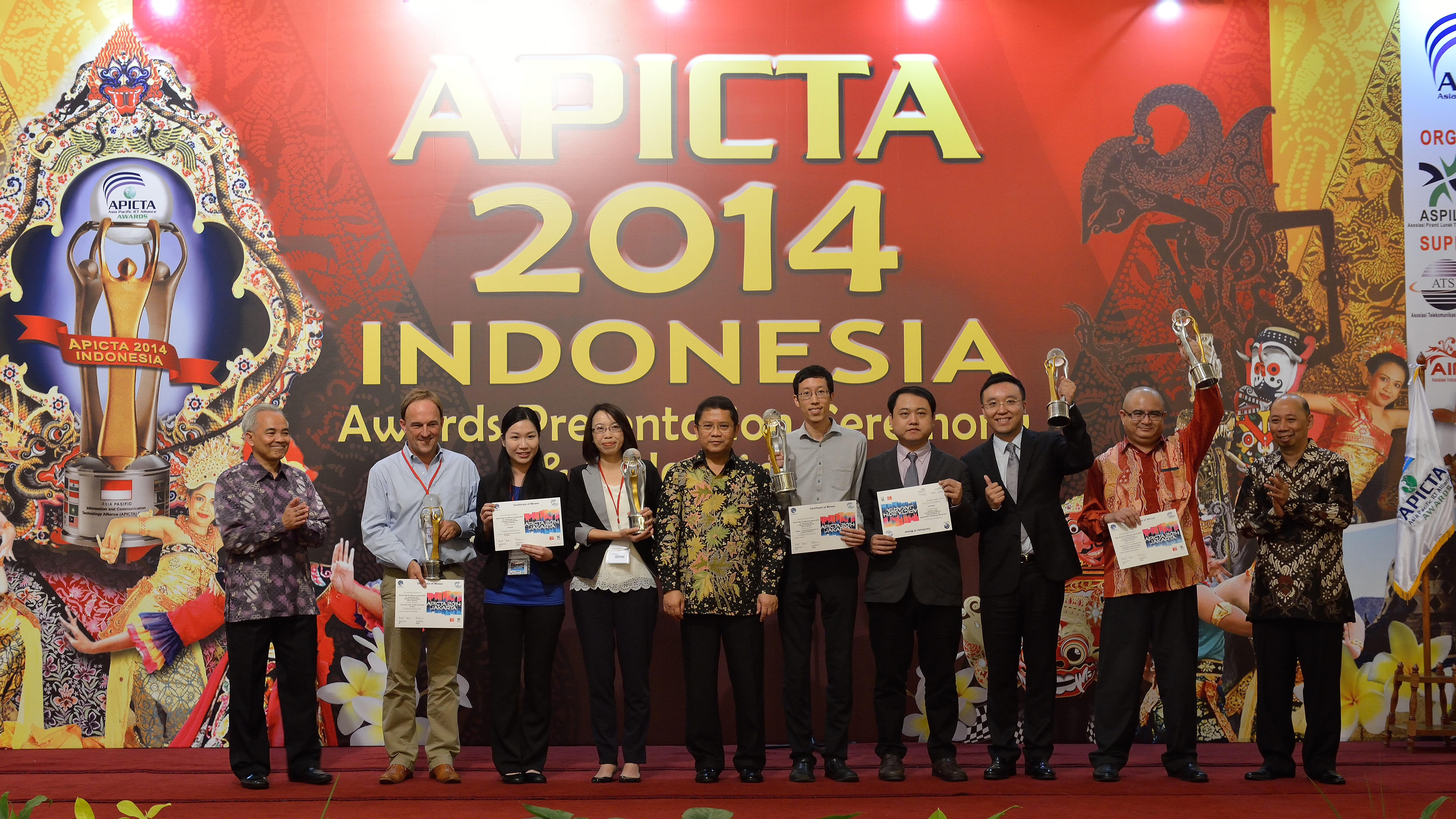 APICTA Awards@Indonesia